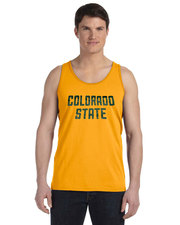 CSU Rams Yellow Unisex Tank Top